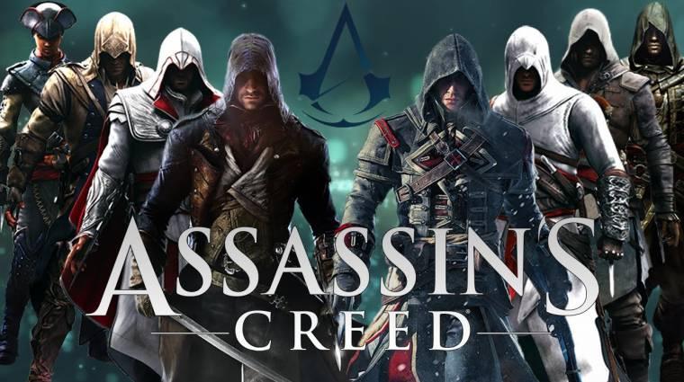 Assassin's Creed film - szeptemberben végre indul a forgatás bevezetőkép