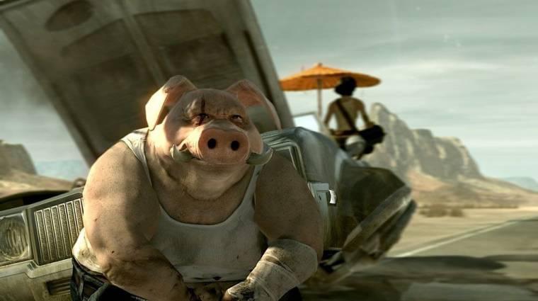 Beyond Good & Evil 2 - a Ubisoft Montpellier dolgozik rajta bevezetőkép