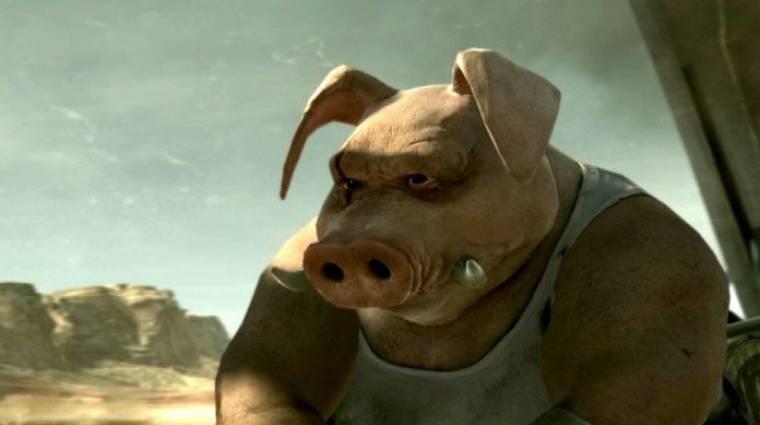 Beyond Good & Evil 2 - higgyétek el, tényleg jön! bevezetőkép