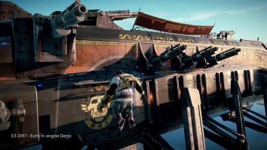 Beyond Good & Evil 2 gameplay - végre magát a játékot is láthatjuk