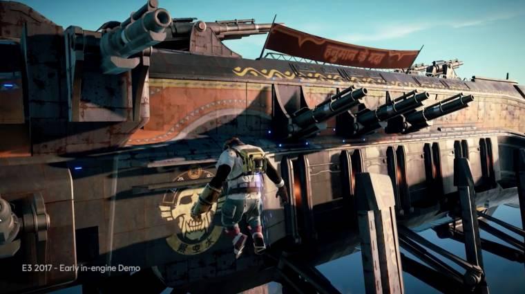 Beyond Good & Evil 2 gameplay - végre magát a játékot is láthatjuk bevezetőkép
