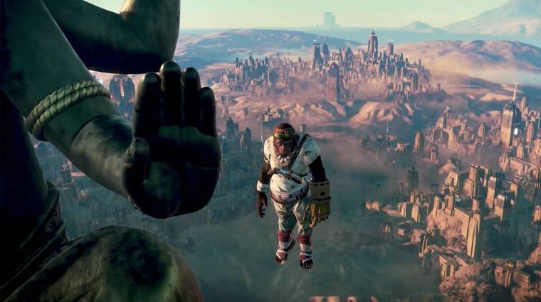 Beyond Good & Evil 2 - űrkalózként saját hajónk és legénységünk is lesz bevezetőkép
