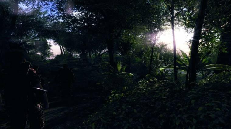 CryENGINE 3 - X360 vs PS3 trailer bevezetőkép