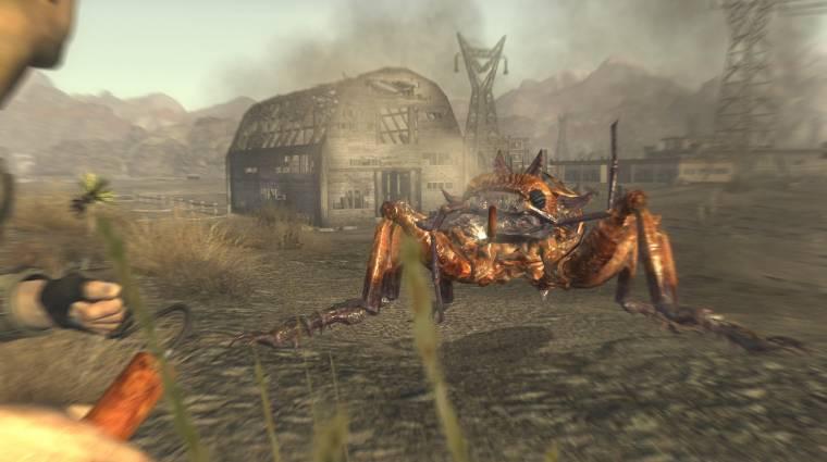 Fallout: New Vegas - 5 millió eladott példány világszerte bevezetőkép
