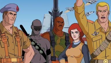 Új animációs G.I. Joe sorozat készül kép