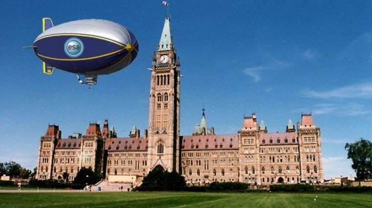 Játékos parlamenti képviselők Kanadában bevezetőkép