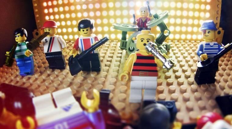 LEGO Rock Band - Még az idén? bevezetőkép