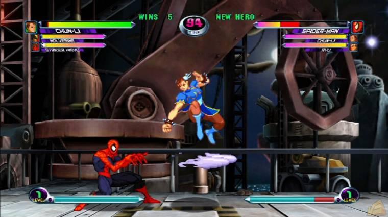 Marvel vs. Capcom 2 - Nyáron nosztalgiázunk bevezetőkép