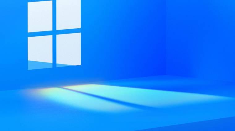 Egyre gyanúsabb, hogy a Windows 11-et tervezi leleplezni a Microsoft kép