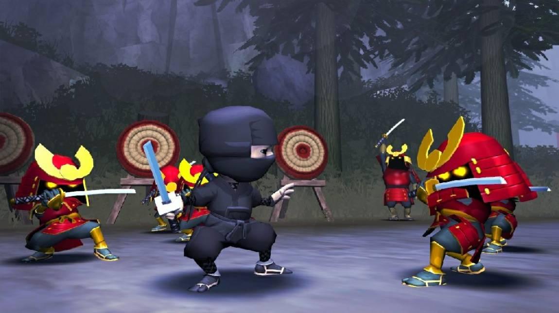 Mini Ninjas - Teszt bevezetőkép