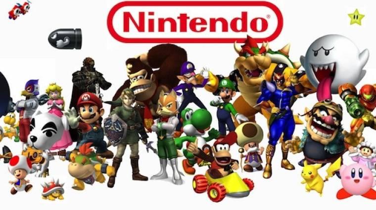 Nintendo - új konzol készül NX néven bevezetőkép