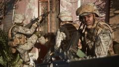 Ahogy bő tíz éve, most is a Six Days in Fallujah ellen tiltakoznak kép