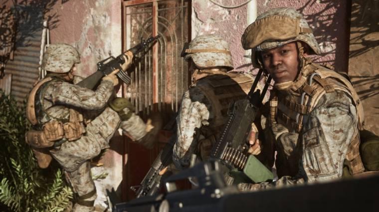 Ahogy bő tíz éve, most is a Six Days in Fallujah ellen tiltakoznak bevezetőkép