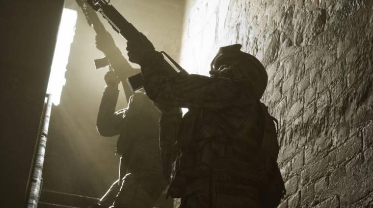 Korábban még a Sony egyik jól ismert stúdiója is dolgozott a Six Days in Fallujah-n bevezetőkép