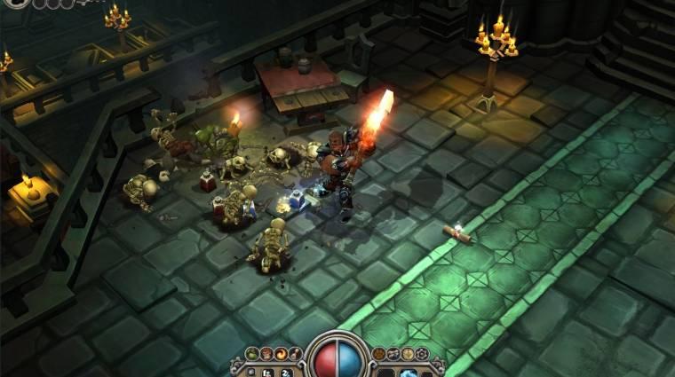 Torchlight - MMO a Diablo nyomdokain bevezetőkép