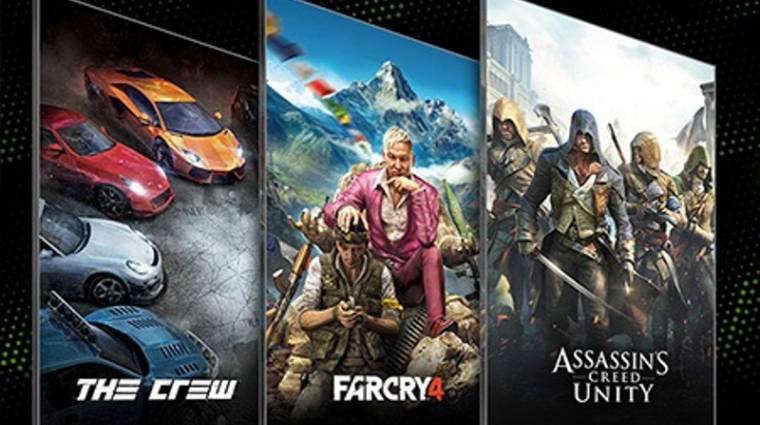 Assassin's Creed: Unity, Far Cry 4 és The Crew nem lesz a brit Steamen bevezetőkép