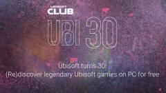 Ingyen adja egyik legnagyobb klasszikusát a Ubisoft kép