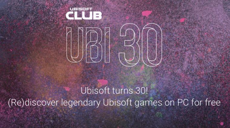 Ez a Ubisoft következő ingyenes játéka bevezetőkép