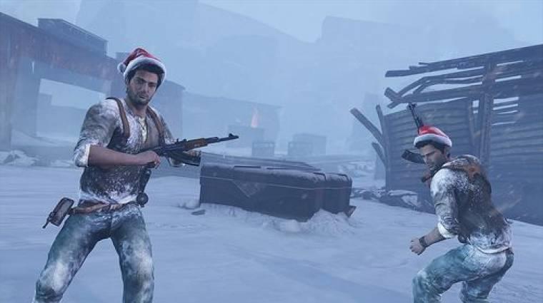 Uncharted 2 Game of the Year Edition október 12-én.  bevezetőkép