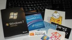 350 millió Windows 7 licencet adott el a Microsoft kép