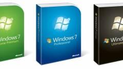 Közel sincs vége a Windows 7 sikerének kép