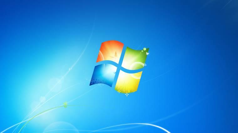Az FBI is azt kéri, hogy senki ne használjon Windows 7-et kép