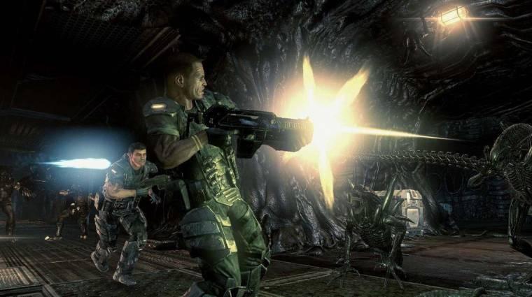 Aliens vs. Predator - A Rebellion nem alkuszik bevezetőkép