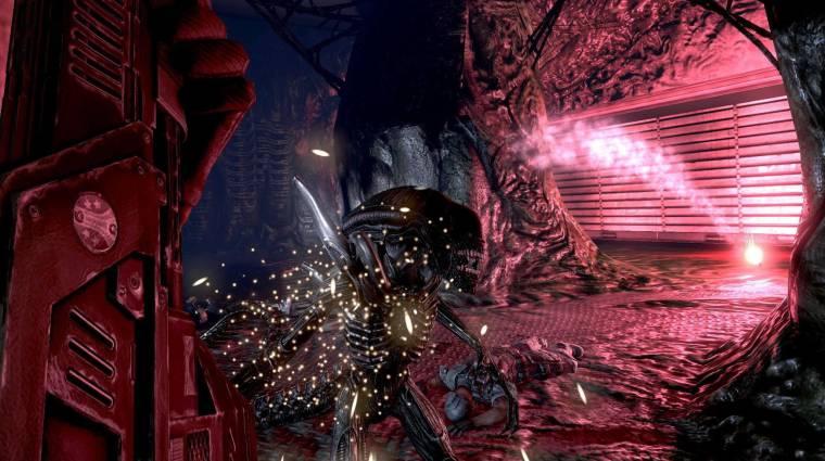Aliens vs Predator - lesz demó bevezetőkép