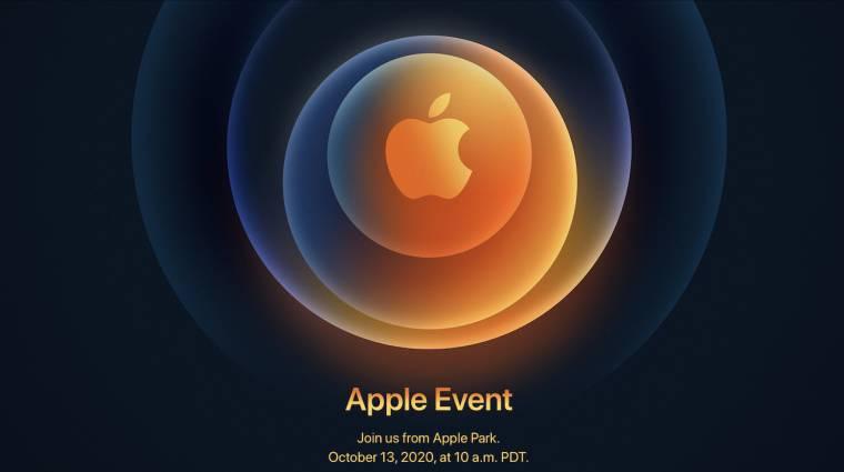 Hivatalos: kiderült, mikor mutatkozik be az iPhone 12 széria kép