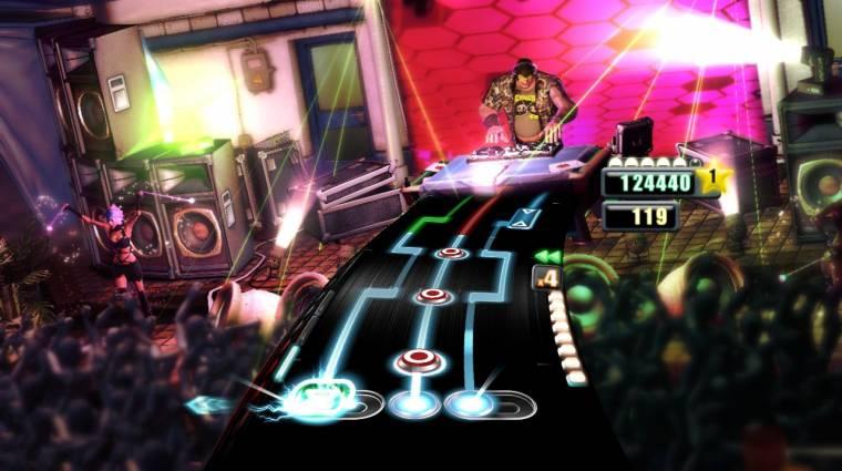 Bejelentették a DJ Hero hivatalos, végleges tracklistáját bevezetőkép
