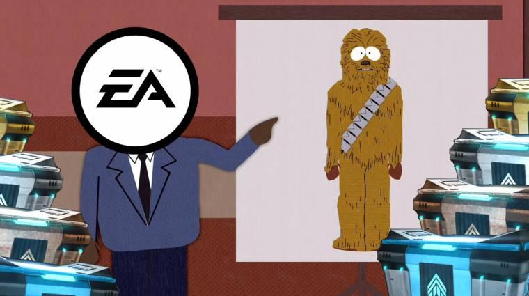 Az Electronic Arts szerint a loot boxok igazából csak szórakoztató és etikus meglepetésmechanikák bevezetőkép