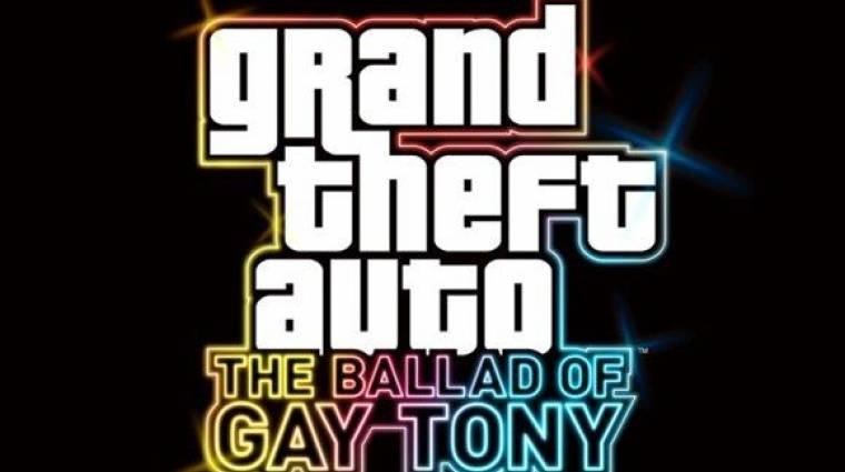 Grand Theft Auto IV: The Ballad of Gay Tony bejelentés bevezetőkép
