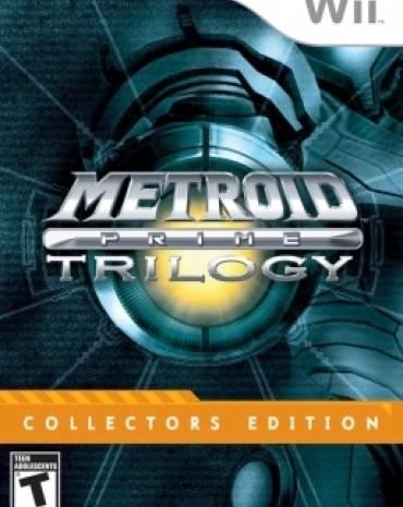 Metroid Prime Trilogy kép