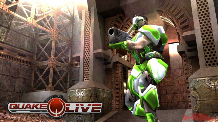 Quake Live - fizetős lett, hatalmas a botrány bevezetőkép