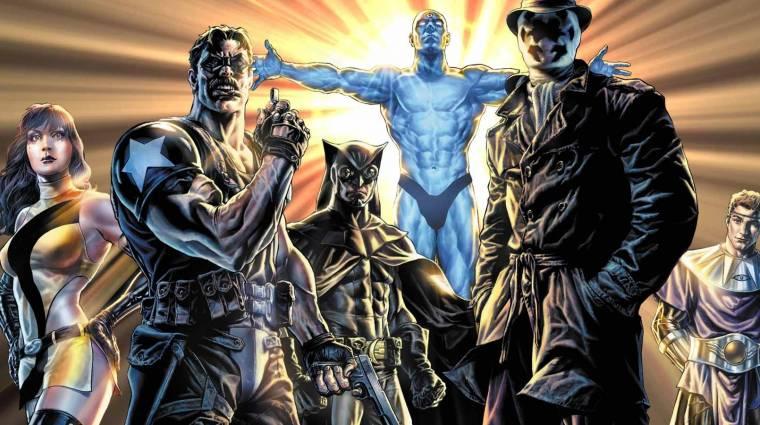 Watchmen - a Prometheus írója készíthet sorozatot belőle kép