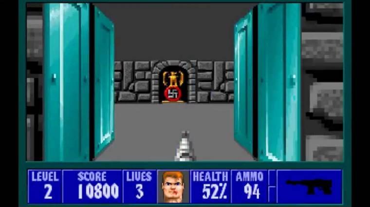 Így még biztosan nem játszottatok Wolfenstein játékot bevezetőkép