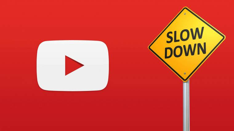 A YouTube is korlátozást vezet be az internet megkímélésére kép