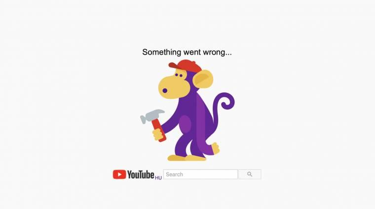 Lehalt a YouTube, a Gmail, a Play Áruház és a Google számos szolgáltatása kép