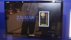LED-es monitorokkal újít a Zalman kép