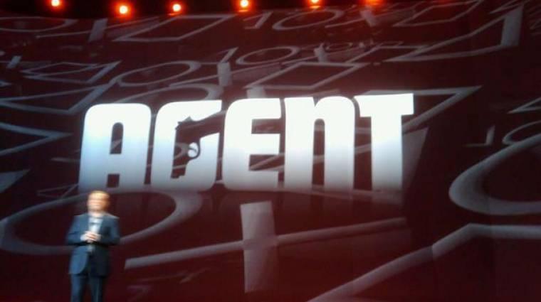 Agent - PS3 exkluzív akciójáték a GTA IV alkotóitól bevezetőkép
