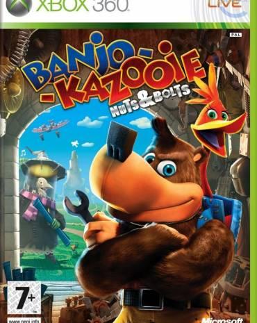 Banjo-Kazooie: Nuts & Bolts kép