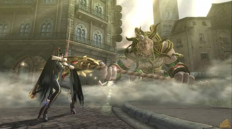 Kizárólag Wii U-ra érkezik a Bayonetta 2 bevezetőkép