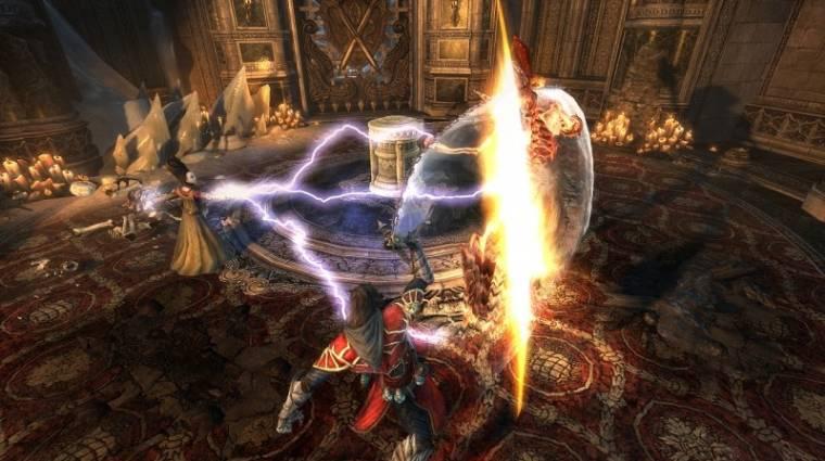 Castlevania: Lords of Shadow 2 - készíthetitek a fokhagymát bevezetőkép