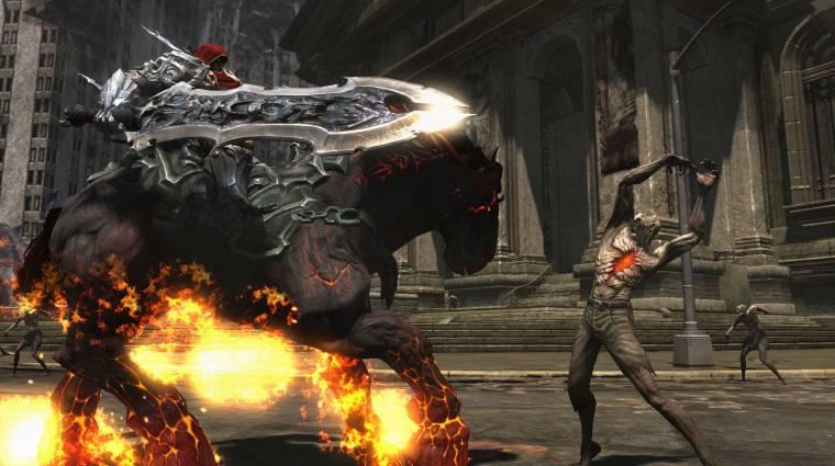 Darksiders - a gamescomon jelentik be a felújított változatot bevezetőkép