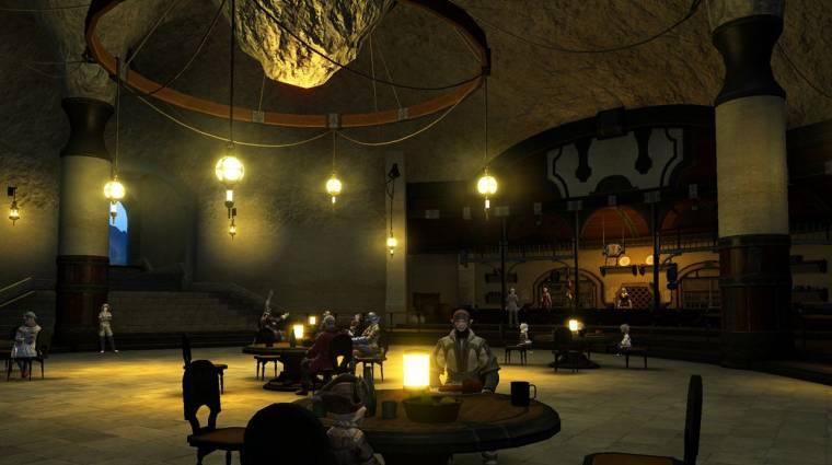 Final Fantasy 14: A Realm Reborn - ingyen válthatsz PS4-re bevezetőkép
