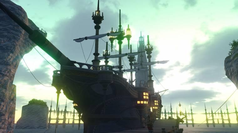 Final Fantasy XIV: A Realm Reborn trailer bevezetőkép