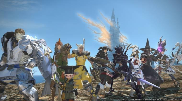 Final Fantasy XIV - megint ingyenes lesz bevezetőkép