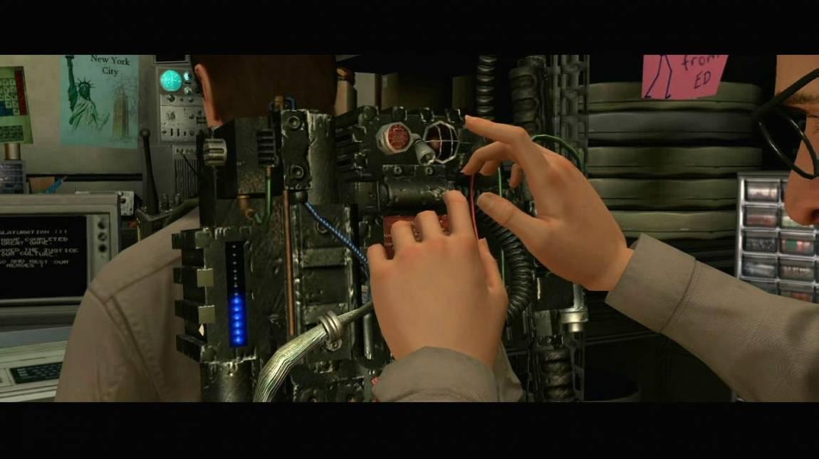 Ghostbusters: The Video Game bevezetőkép