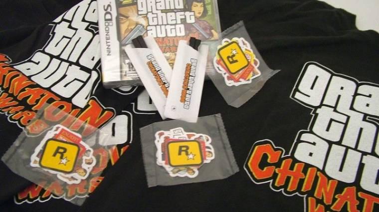 GTA Chinatown Wars nyereményjáték! bevezetőkép
