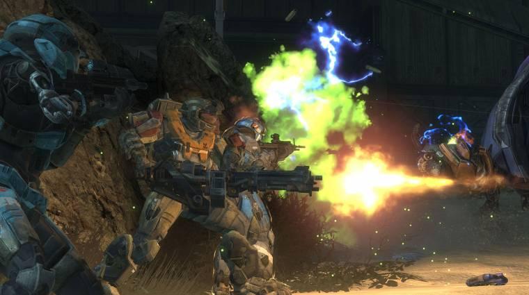 Halo: Reach - nyugi, az egyjátékos kampány modolható lesz bevezetőkép